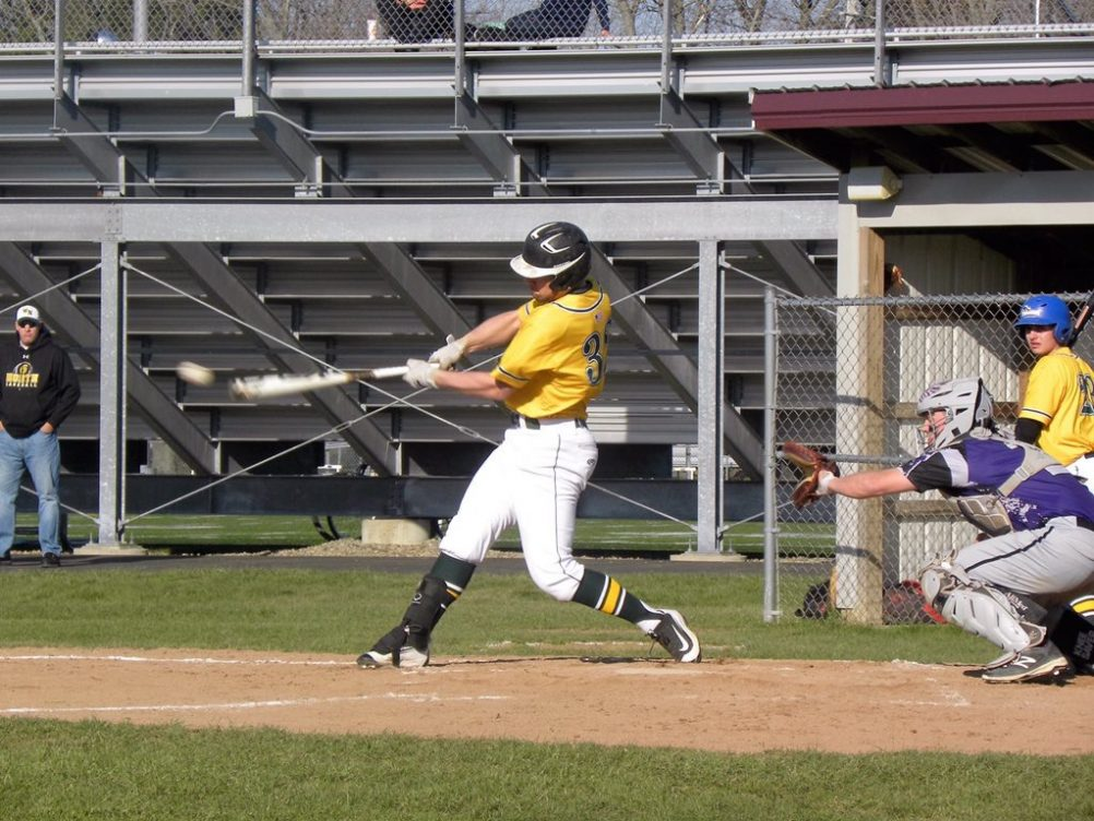 Respect the game': Surowiec commits to Mercyhurst baseball